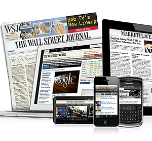Wall Street Journal 1-Year (Digital) Subscription