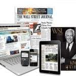 Wall Street Journal (Digital) 3-Year Subscription