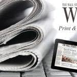 Wall Street Journal 1-Year (Print & Digital) Subscription