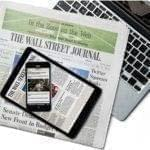 The Wall Street Journal 3-Month (Digital) Subscription